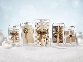 Białe smartfony Samsung Galaxy w Niemczech