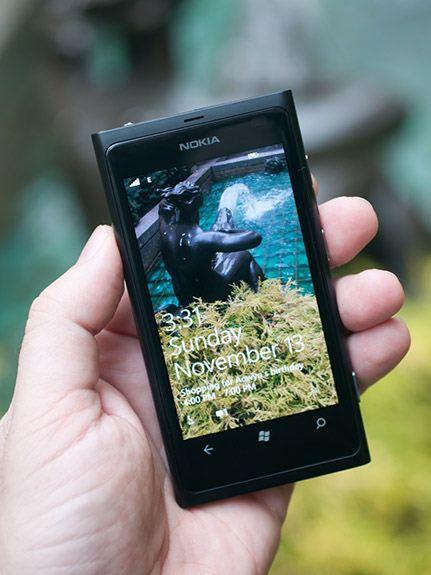 Nokia Lumia 900 - przeciek