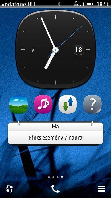 Nokia N8 - Belle