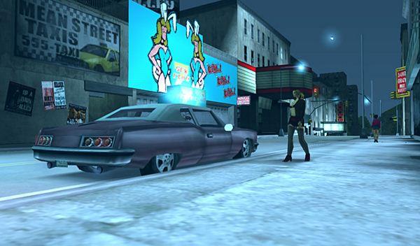 Rockstar GTA III