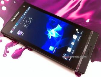 Sony Ericsson Arc HD (Nozomi) – wyciekły kolejne zdjęcia