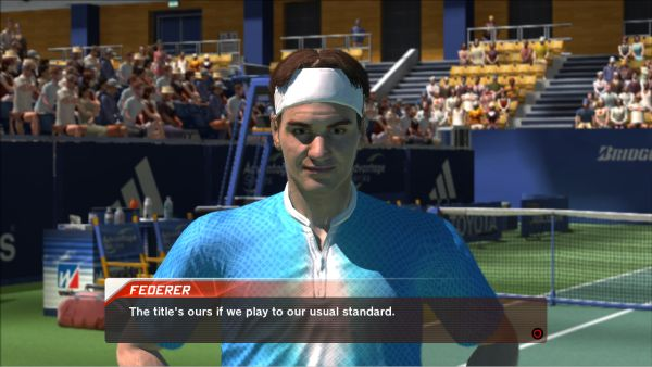 SEGA virtua tennis challenge - PS3