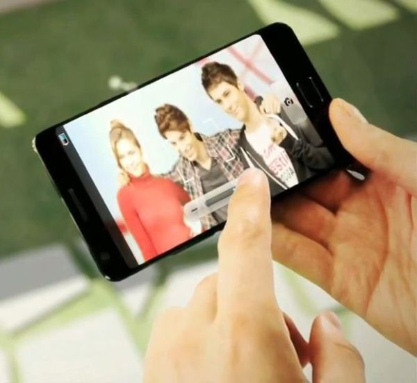 Samsung Galaxy S III - konferencja