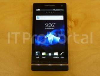 Sony Ericsson Xperia Arc HD (Nozomi) na zdjęciach i w benchmarku