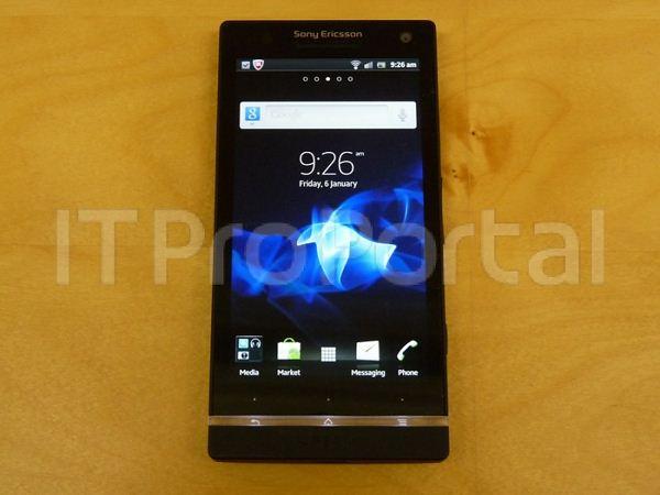 Sony Ericsson Xperia Arc HD - Nozomi