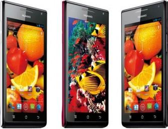 Huawei Ascend P1 S – smartfon o grubości 6.68 mm (wideo)