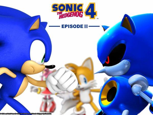 sega sonic 4 episode ii