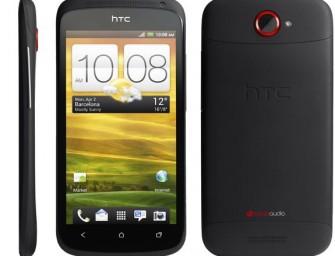 Android 4.0.4 ICS dla HTC One S już w Europie