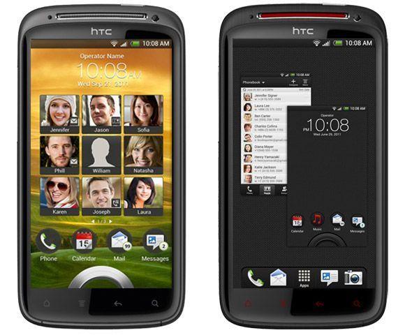 HTC Sensation i Sensation XE