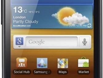 Samsung rozpoczął testy Jelly Bean dla Galaxy Ace 2