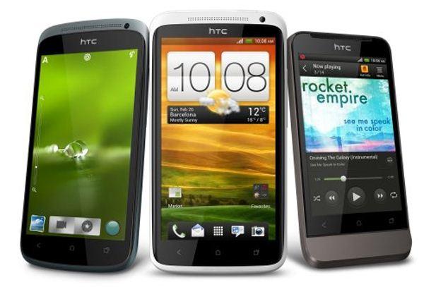 HTC One - seria