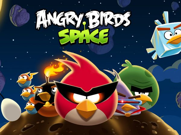 rovio - angry birds space