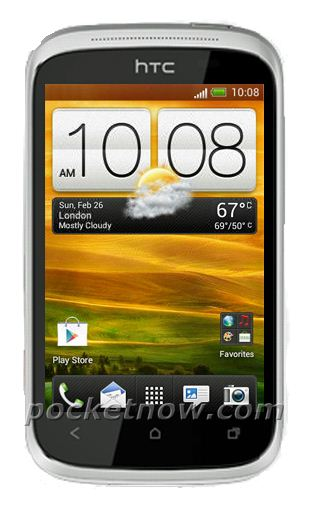 HTC Golf - pocketnow