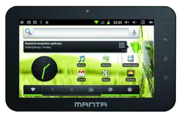 Manta PowerTab MID05
