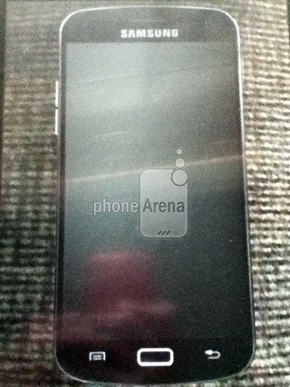 Samsung Galaxy S III - leak