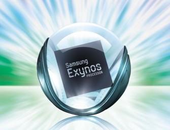 Exynos 5430 – 20nm chipset Samsunga oficjalnie zapowiedziany