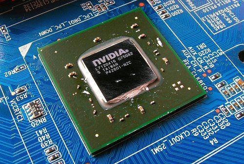 nvidia - chip
