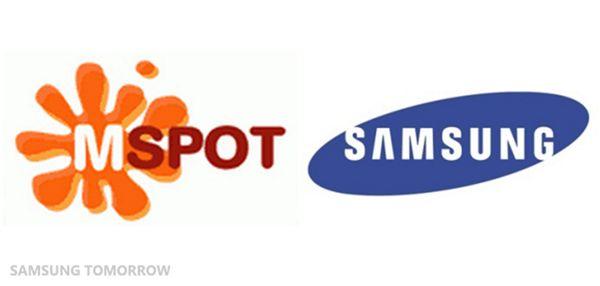 Samsung Electronics kupuje mSpot