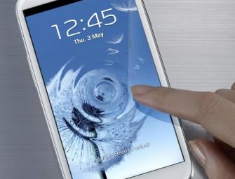 Samsung Galaxy S III na całym świecie sprzedał się już w 50 milionach sztuk