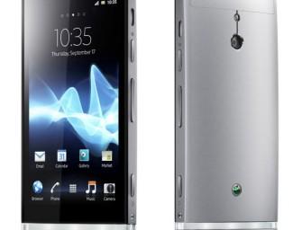 ICS dla Sony Xperia P oficjalnie opublikowany