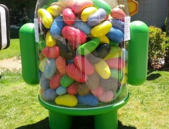 Android 4.1.2 dla urządzeń Nexus już jest