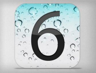 Apple udostępniło aktualizację iOS 6.1