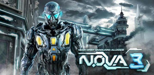 Gameloft NOVA 3