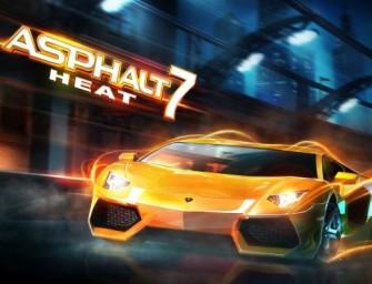Asphalt 7 i Amazing Spider Man na Android – zwiastuny już w sieci