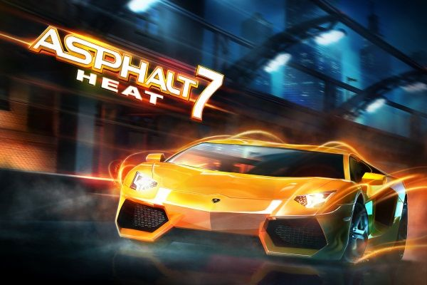 Gameloft - Asphalt 7