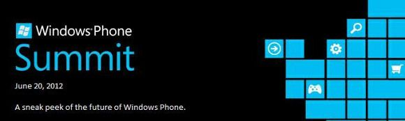 Microsoft Windows Phone Summit