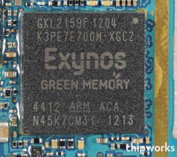 Samsung Galaxy S III - Exynos