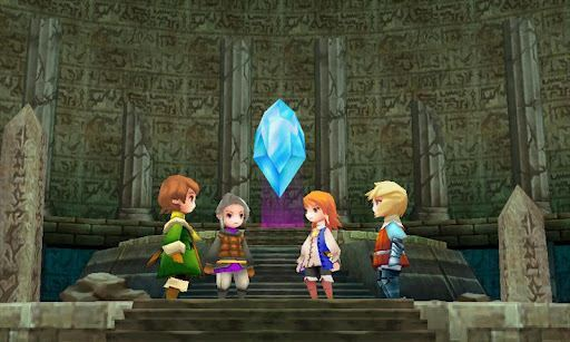 Square Enix - Final Fantasy III