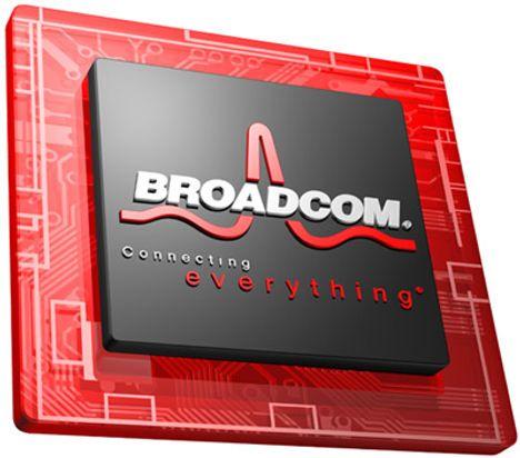 Broadcom - logo