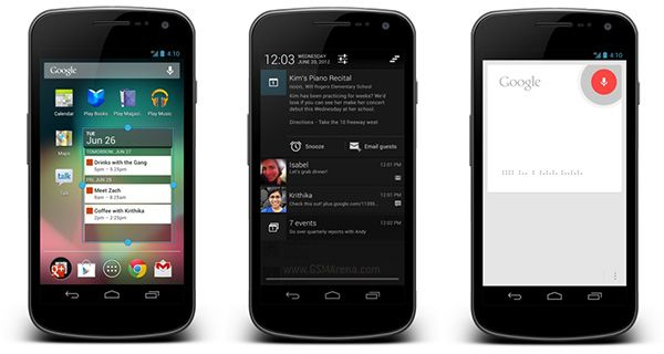 Samsung Galaxy Nexus - Jelly Bean