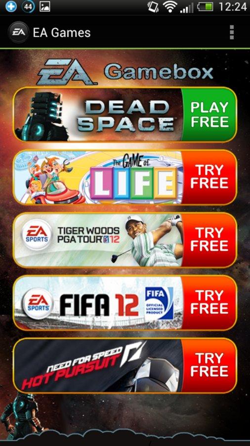 EA Gamebox
