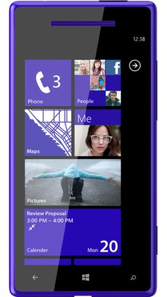 HTC Accord z WP8