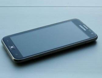Samsung Ativ S – high-endowy smartfon z WP8