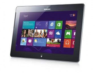 Samsung Ativ Tab – pierwszy tablet z Windows RT zaprezentowany