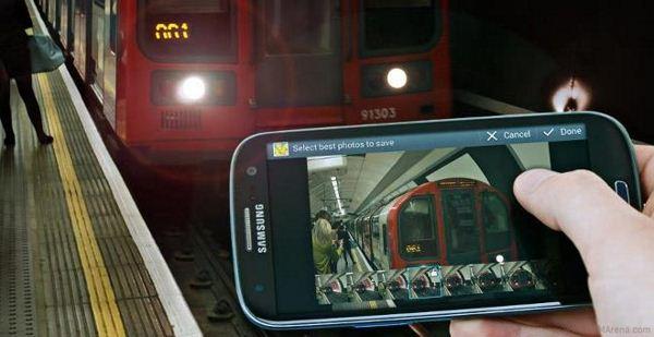Samsung Galaxy S III - czarny