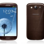 Samsung Galaxy S III - Amber Brown