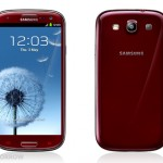 Samsung Galaxy S III - Garnet Red