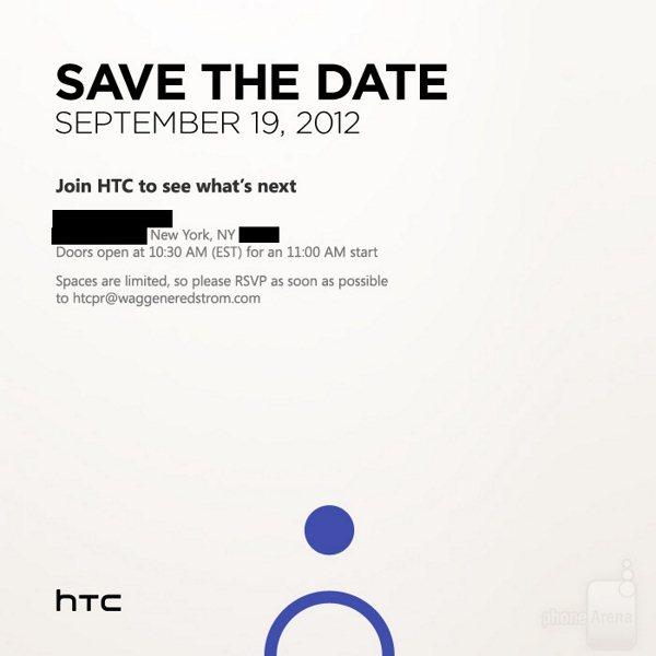 HTC Invite 19 wrzesień