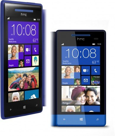 HTC Windows Phone 8X oraz Windows Phone 8S