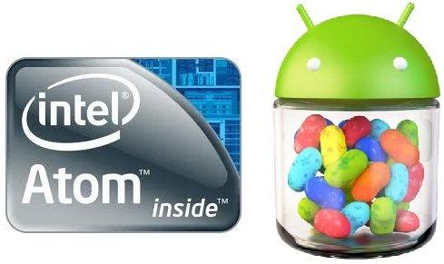 Intel - Jelly Bean Atom Medfield