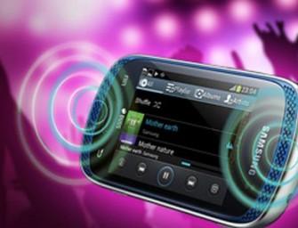 Samsung Galaxy Music – zdjęcia i pełna specyfikacja