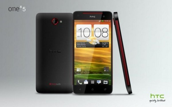 htc one x 5 - leak