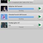 uTorrennt na Android