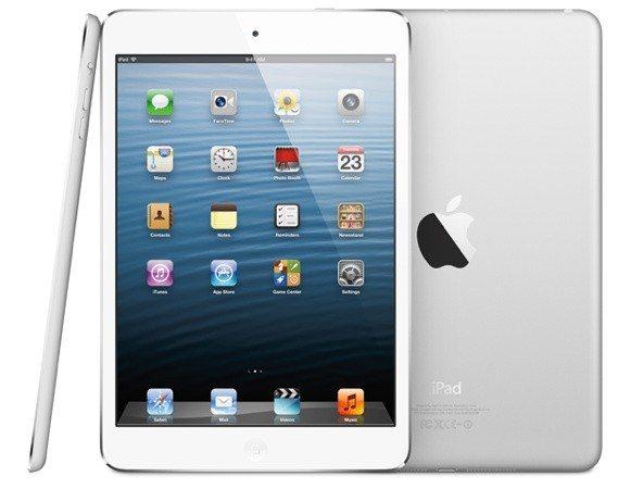 Apple iPad mini - biały