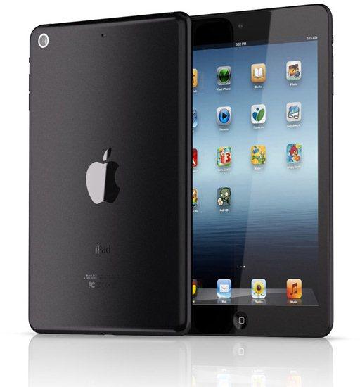 Apple iPad mini - render