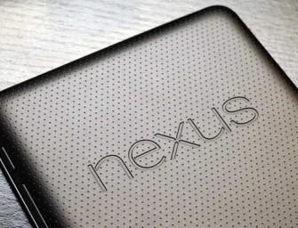 Specyfikacja nowego Nexusa 7 ujawniona przez konsultanta Asusa?
